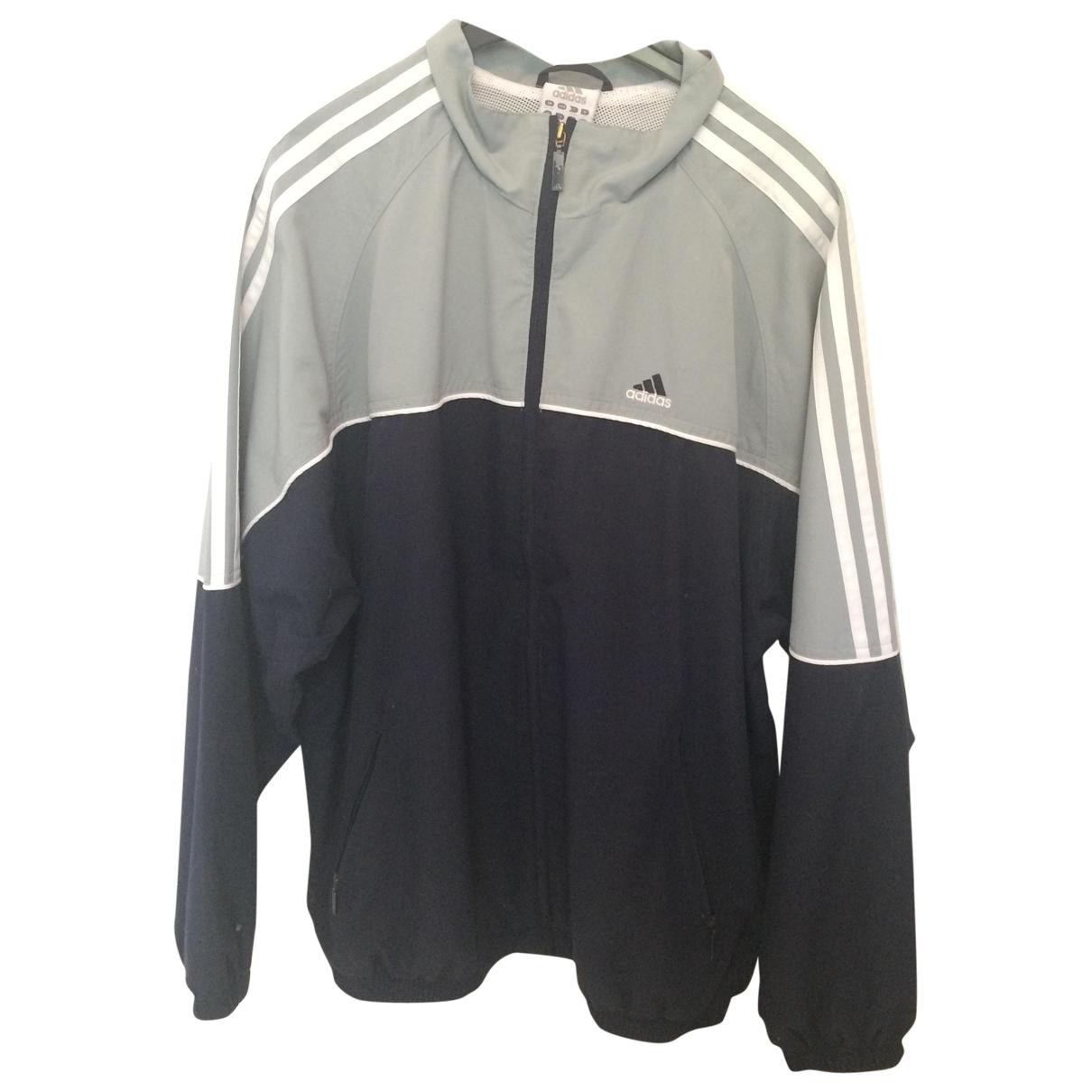 Adidas \N Grey Cotton jacket  for Men 38 UK - US