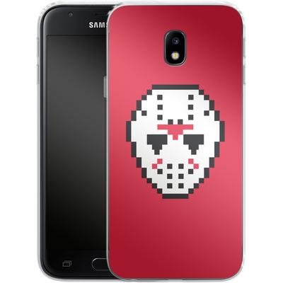 Samsung Galaxy J3 (2017) Silikon Handyhuelle - Jason von caseable Designs