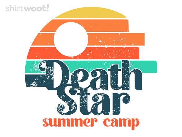 That's No Summer Camp T Shirt