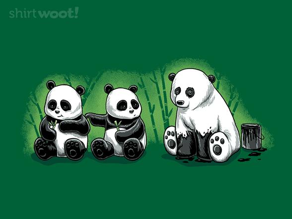 Just A Little Paint T Shirt