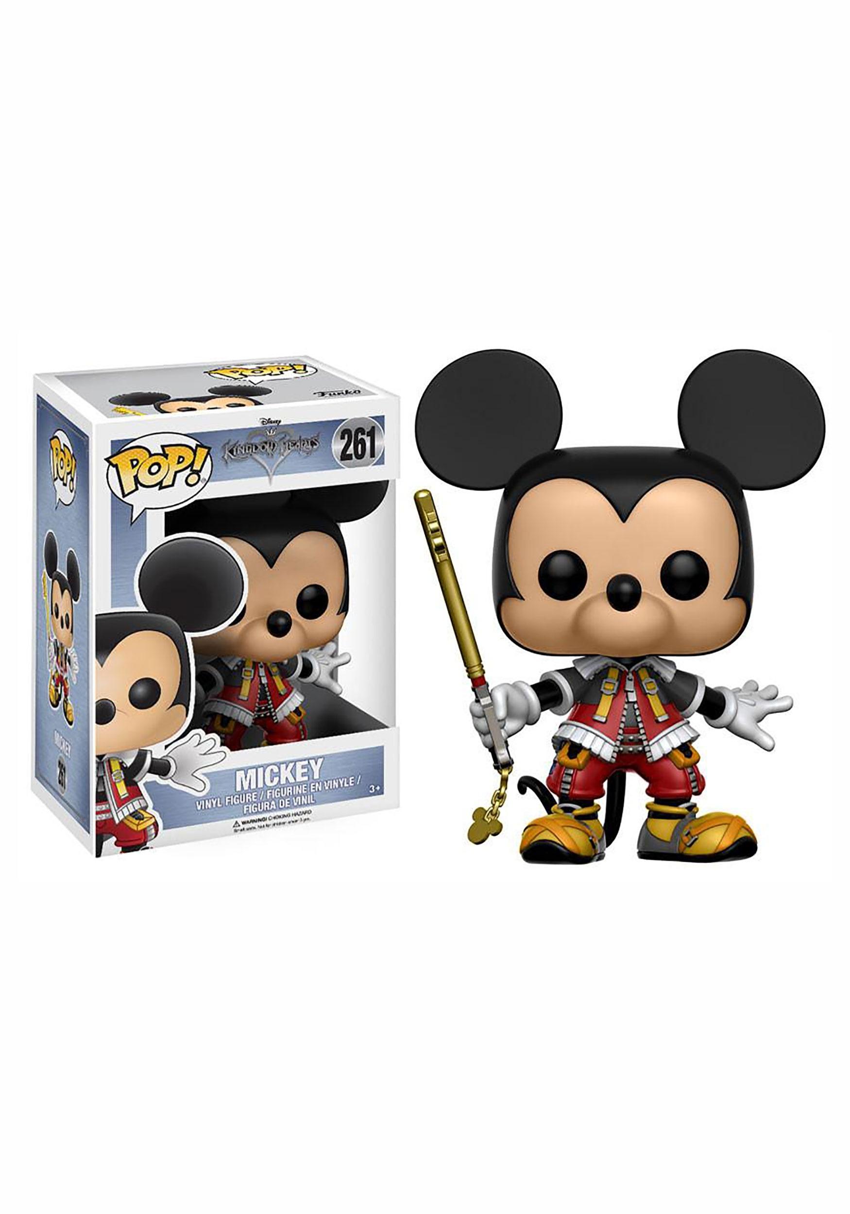 POP! Disney: Kingdom Hearts - Mickey Vinyl Figure