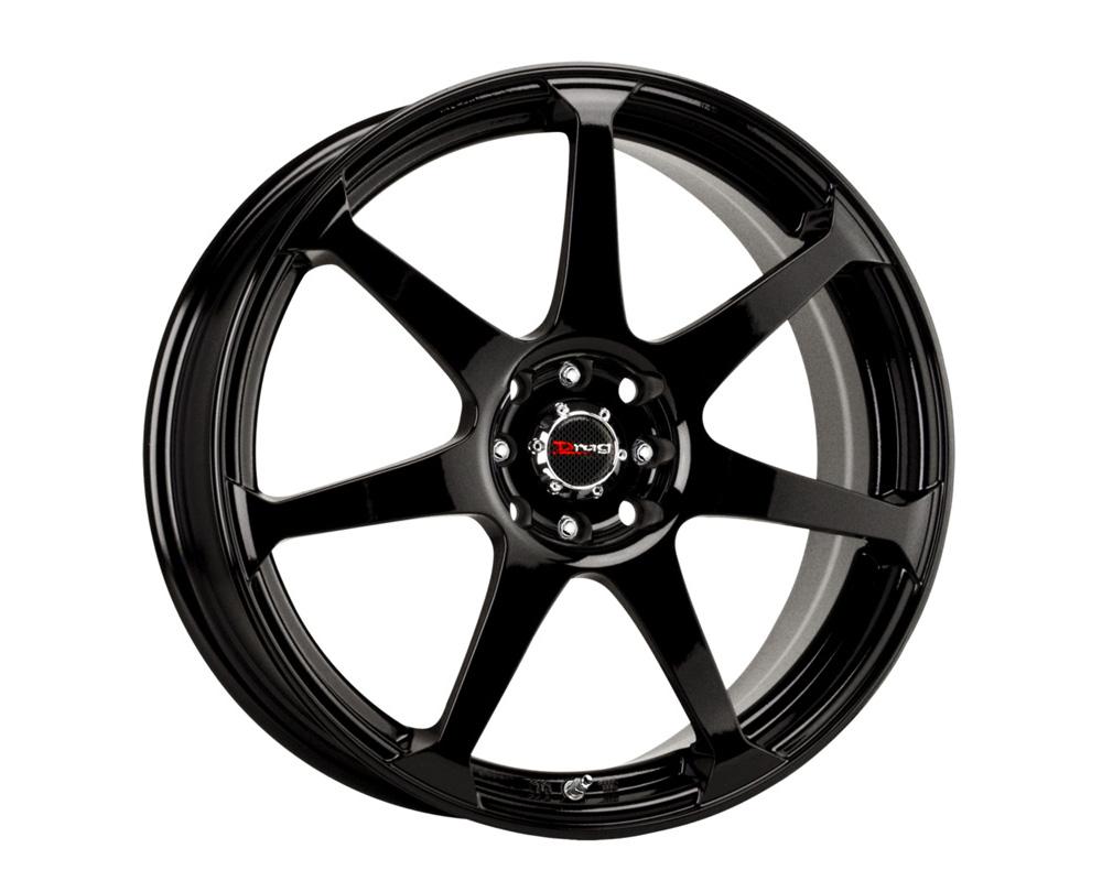 Drag DR-33 Gloss Black Full Painted 17x7.5 5x112 42