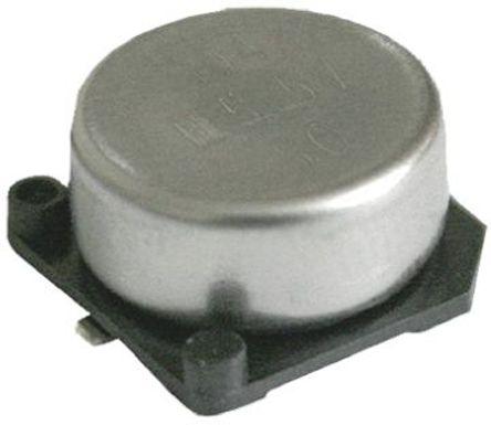 NIC Components 0.22F Supercapacitor EDLC -20 → +80% Tolerance, NEXC 3.5V dc, Surface Mount