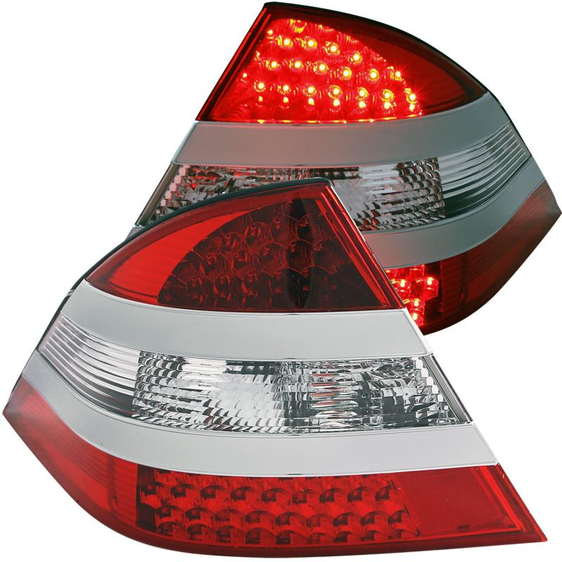 Anzo USA Tail Light Assembly Mercedes-Benz