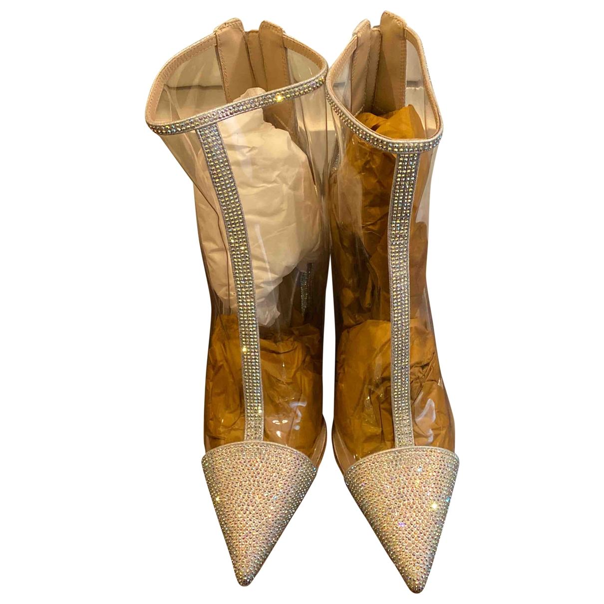 Le Silla - Escarpins   pour femme - argente