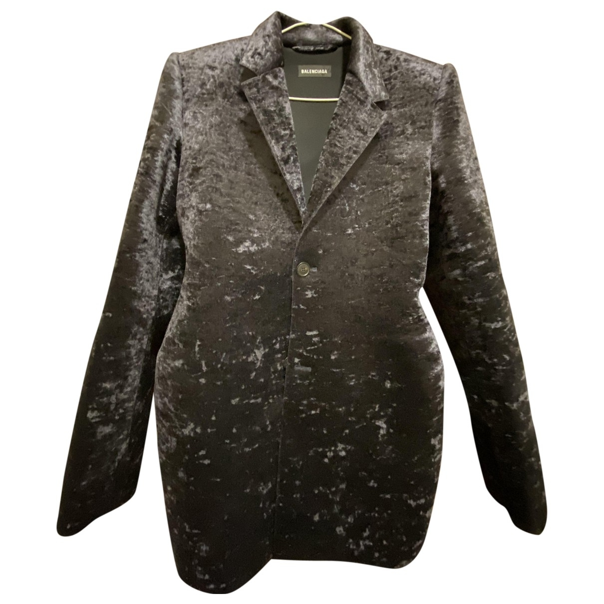 Balenciaga - Vestes.Blousons   pour homme - noir