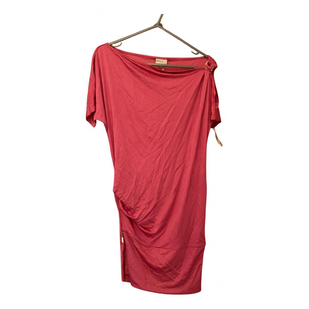 Karen Millen \N Kleid in  Rosa Polyester