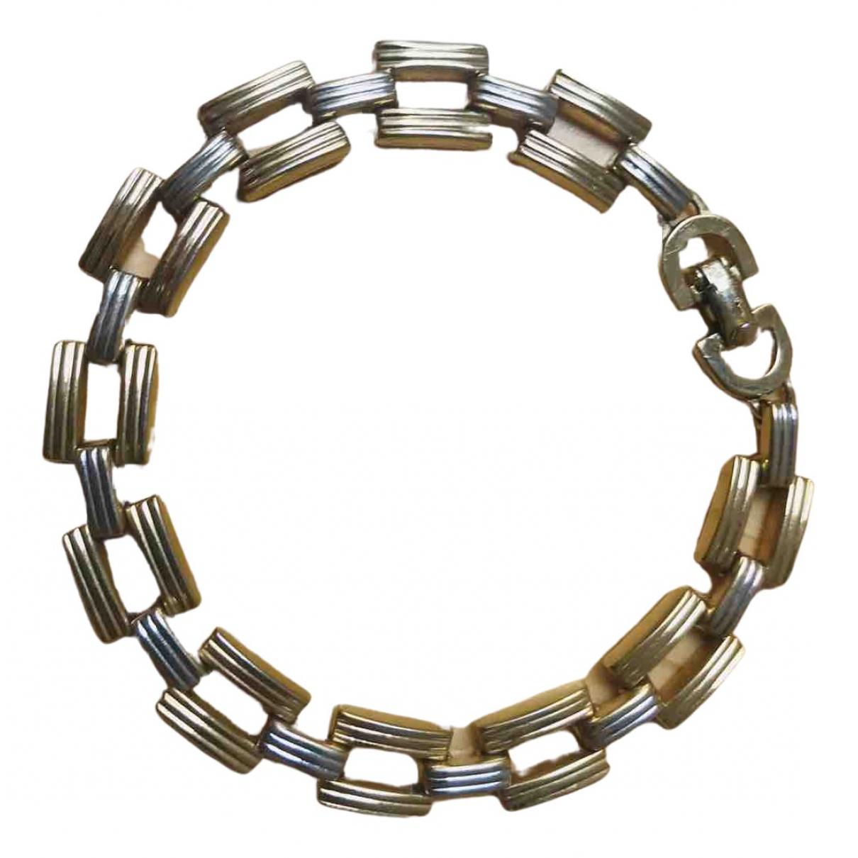 Dior N Gold Metal bracelet for Women N
