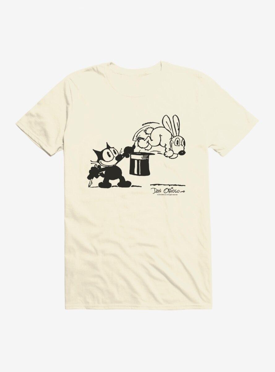 Felix The Cat Magic Trick T-Shirt