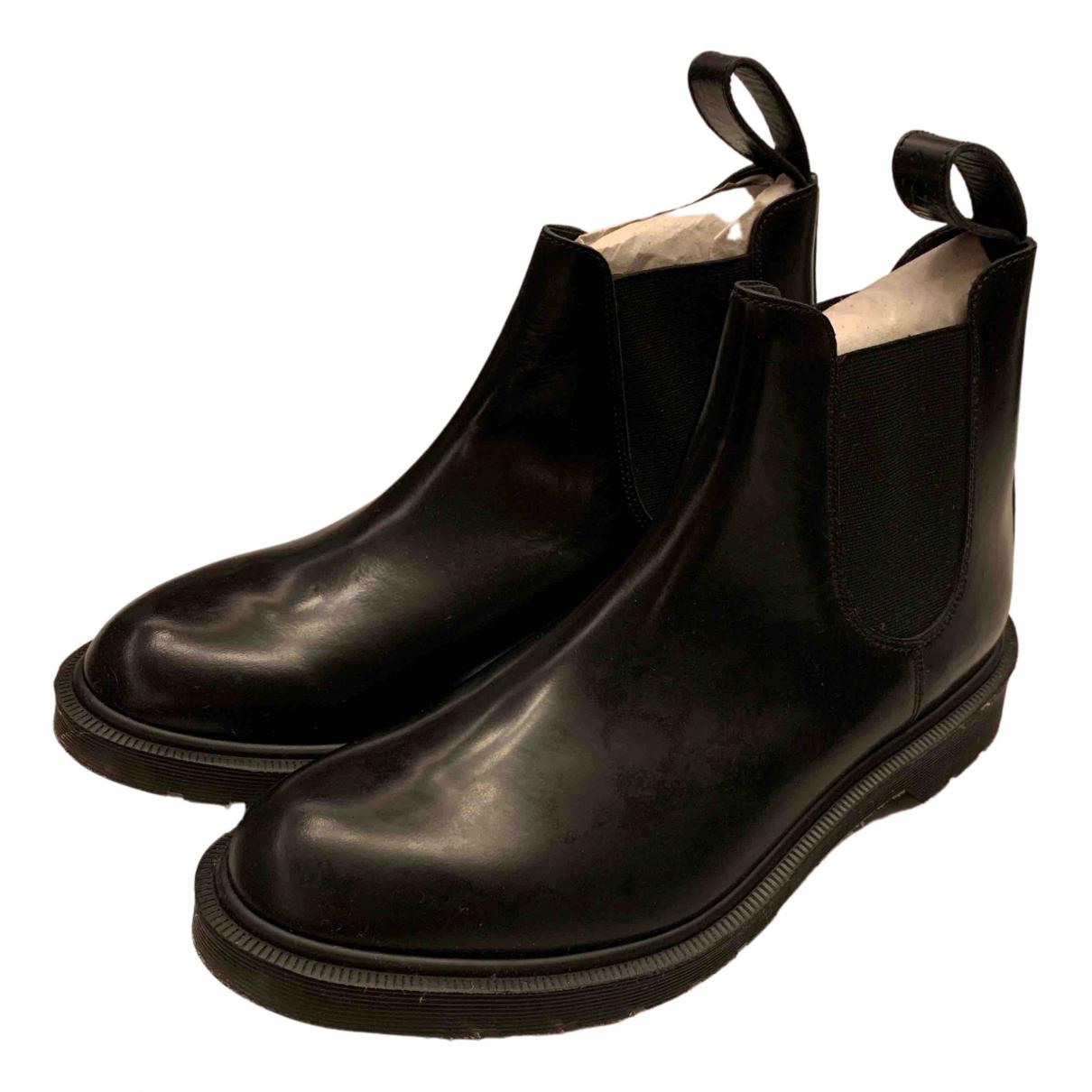Botas de Cuero Dr. Martens