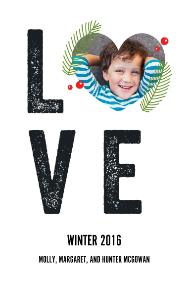 Love 20x30 Adhesive Poster, Home Décor -Love Stamp