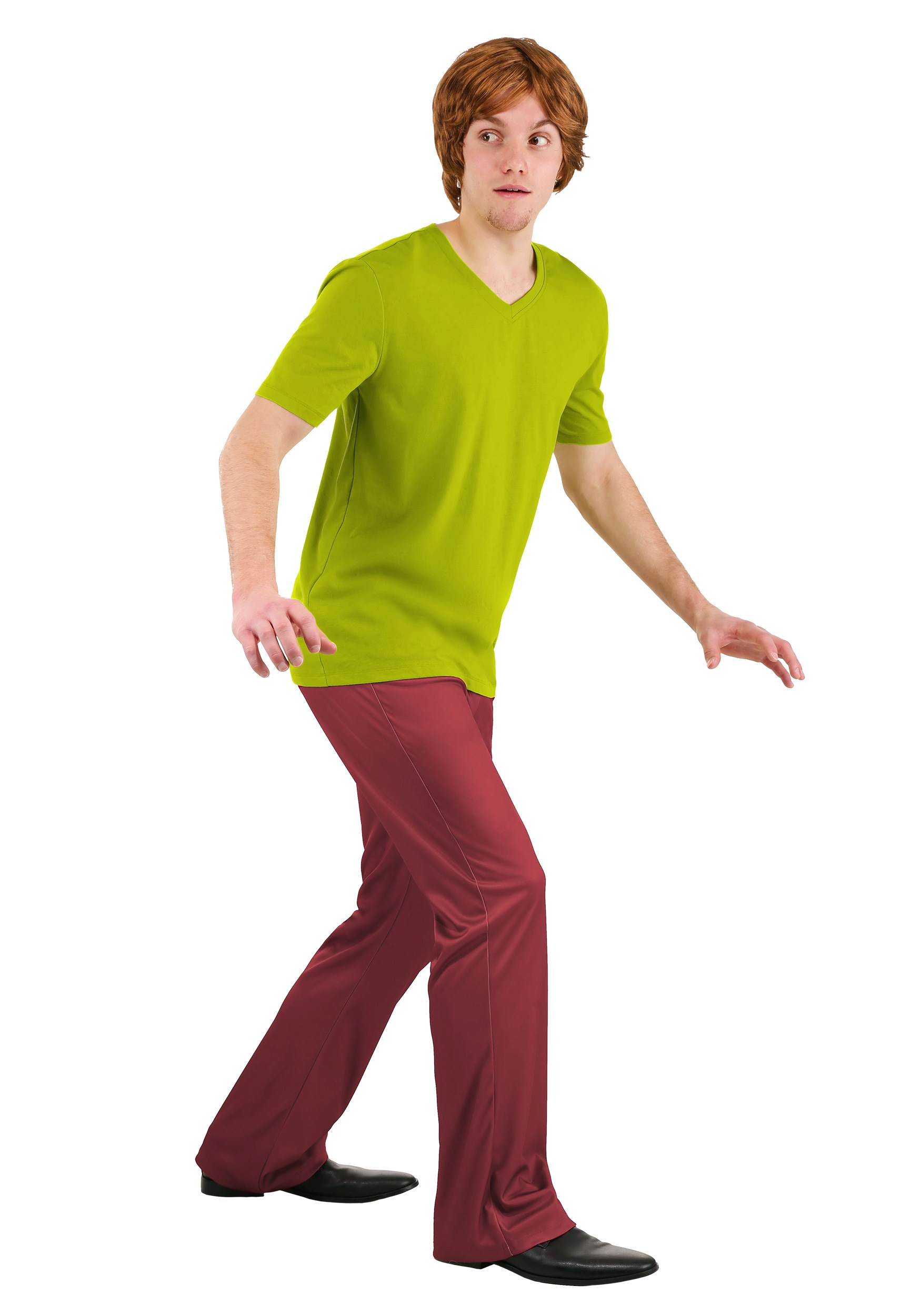 Classic Scooby Doo Shaggy Costume for Men