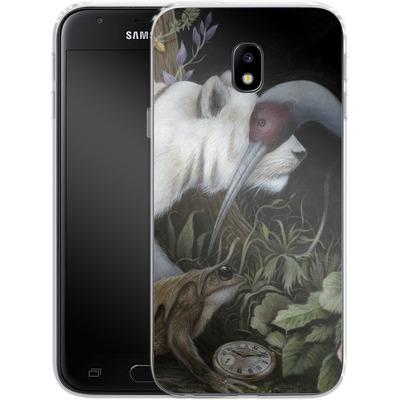 Samsung Galaxy J3 (2017) Silikon Handyhuelle - The Reclamation von Dan May