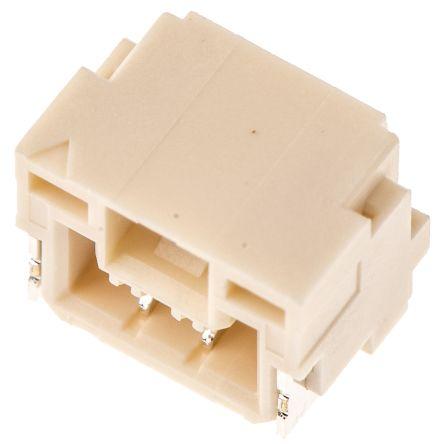 JST , GH, 2 Way, Right Angle PCB Header (5)