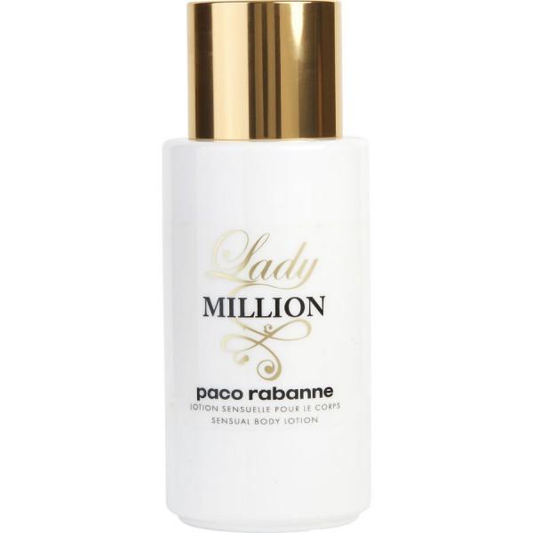 Lady Million - Paco Rabanne Locion corporal 200 ml