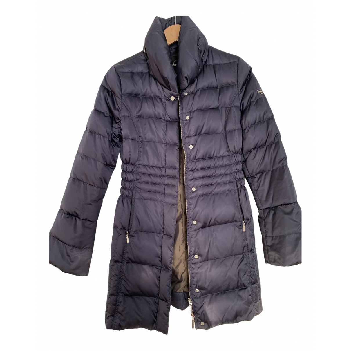 Non Signé / Unsigned \N Blue coat for Women 42 IT
