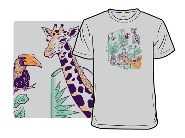 Urban Jungle T Shirt