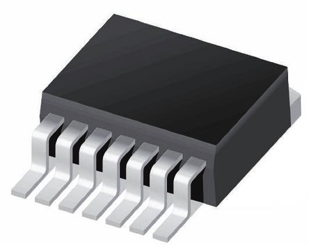 Analog Devices , LT1076CR#PBF Step-Down Switching Regulator, 1-Channel 10A Adjustable 8-Pin, D2PAK