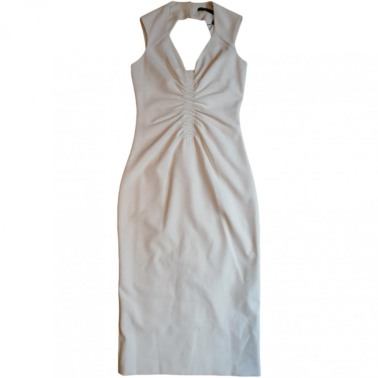 Karen Millen \N Beige dress for Women 38 FR