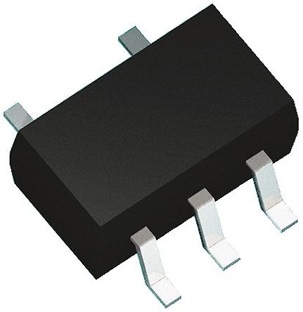 ON Semiconductor EMI Filter - 2.2mm Length, Maximum of 1.5 V, 14 W (25)