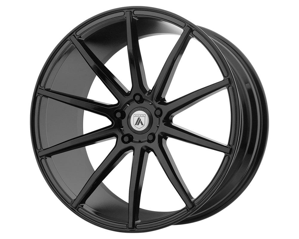 Asanti ABL20-22055635BK Black ABL-20 Aries Wheel 22x10.5 5x5x112 +35mm Gloss Black