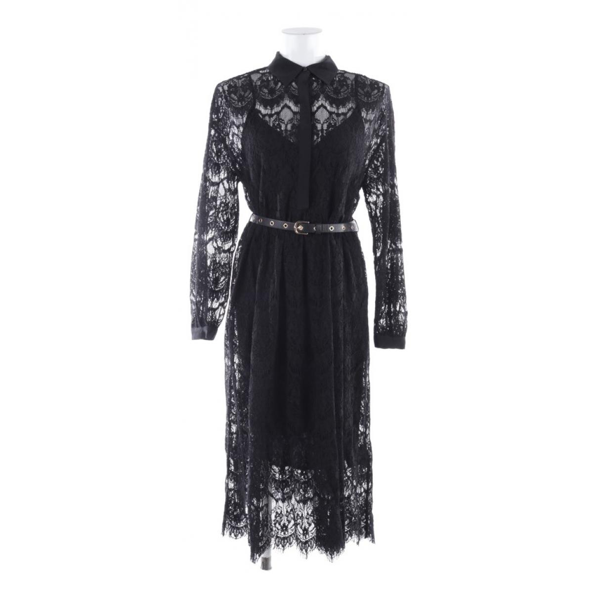 Baum Und Pferdgarten \N Black Cotton dress for Women 38 FR