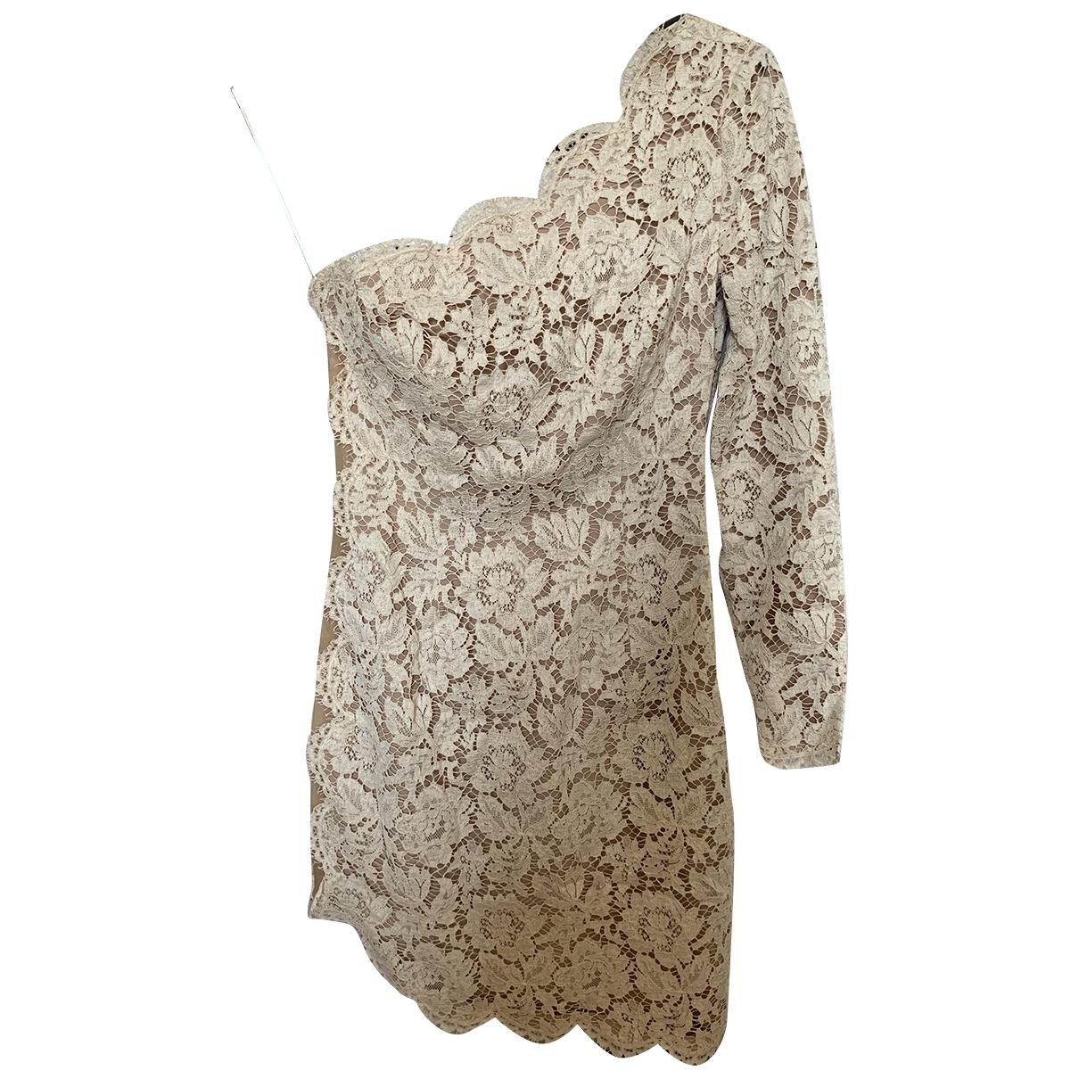 Stella Mccartney \N White Cotton dress for Women 40 IT