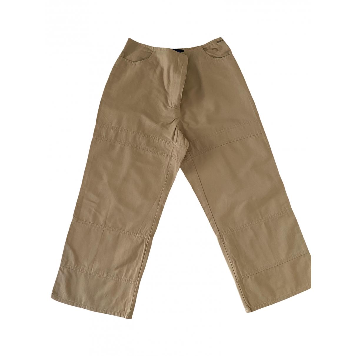 Kenzo - Pantalon   pour femme en coton - beige