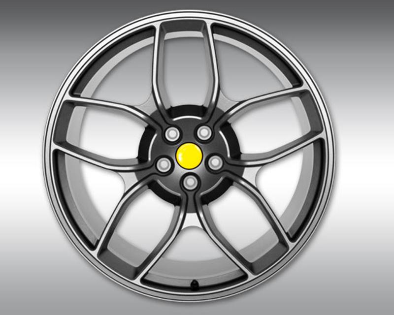 Novitec F4 555 35 NF4 22x12 Rear Anthracite Forged Wheel Ferrari GTC4 Lusso 16-18