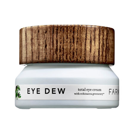Farmacy Dew It All Total Eye Cream with Echinacea GreenEnvy, One Size , Beige