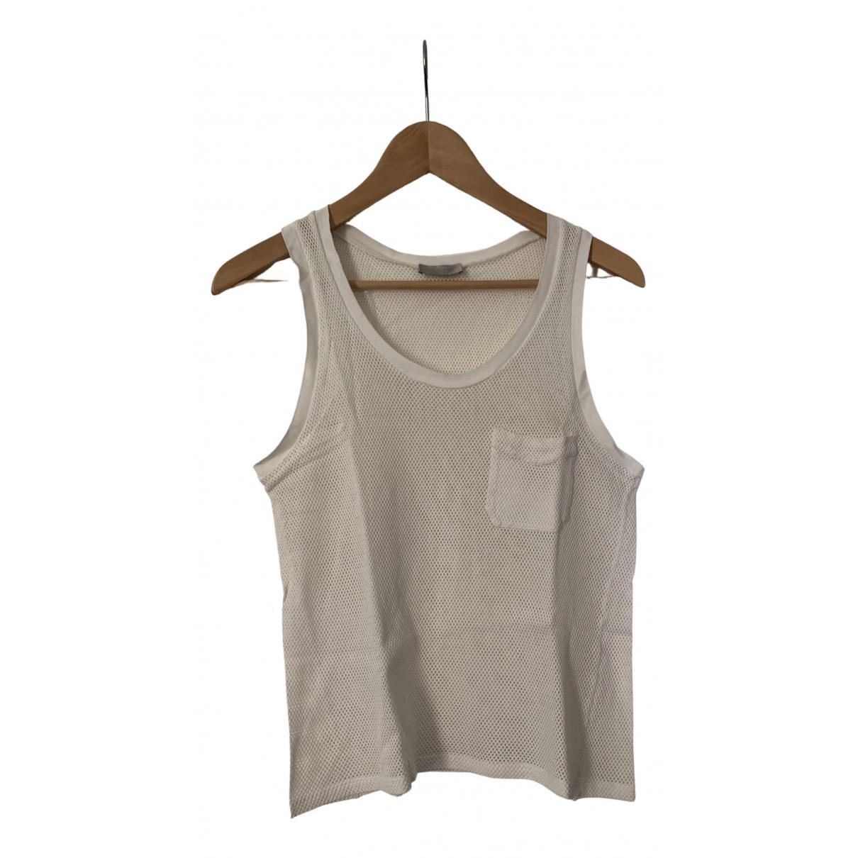 Dior Homme - Tee shirts   pour homme en coton - blanc