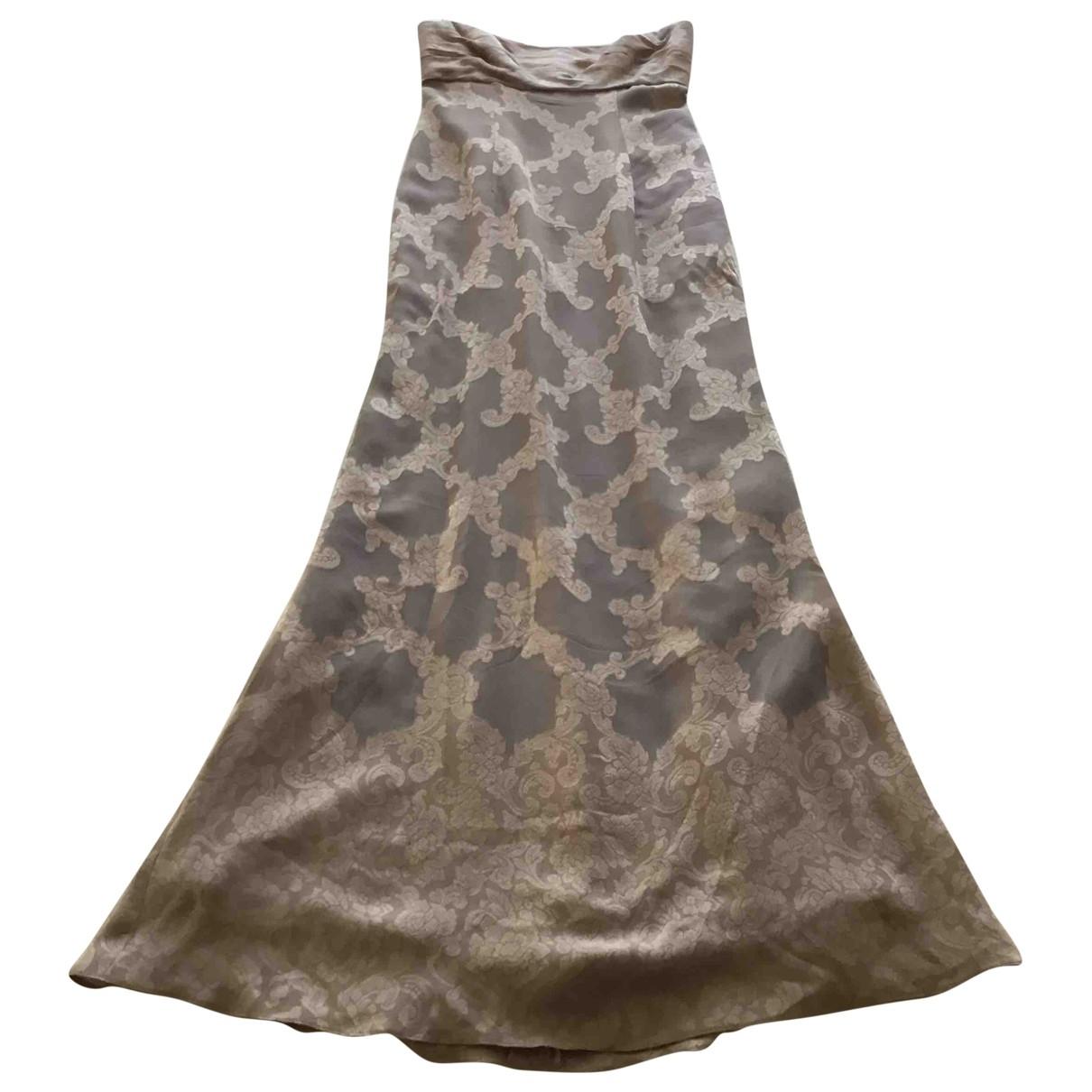 Amanda Wakeley \N Silk dress for Women 8 UK
