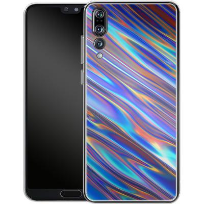Huawei P20 Pro Silikon Handyhuelle - Iris von Danny Ivan
