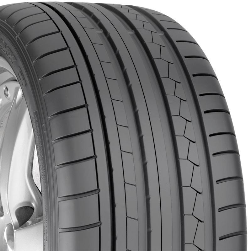 Dunlop 265023803 SP Sport Maxx GT Tire 235/40 R18 91Y SL BSW MB