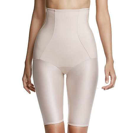 Dominique Kate Firm Control Thigh Slimmers - 3004, 2x , Beige