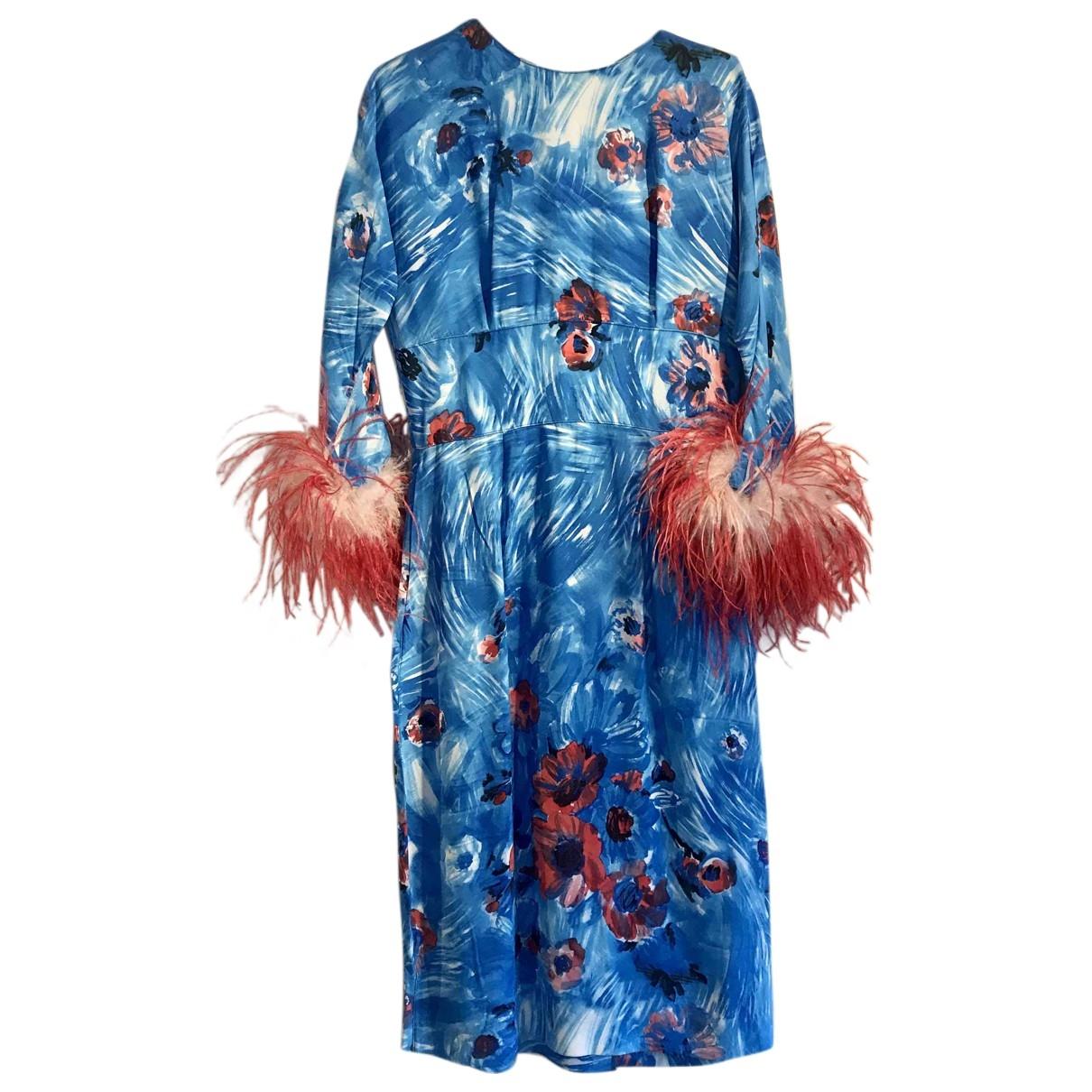 Prada \N Blue dress for Women 38 IT