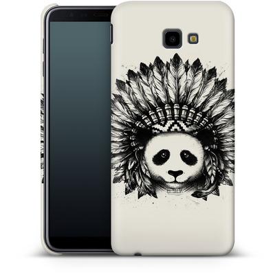Samsung Galaxy J4 Plus Smartphone Huelle - Mixed Identity von Enkel Dika