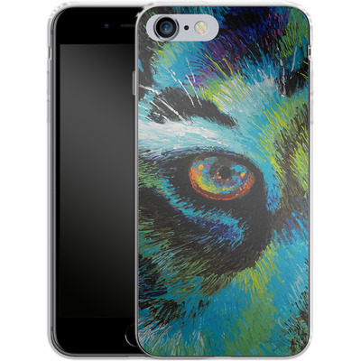 Apple iPhone 6s Plus Silikon Handyhuelle - Will Cormier - Tiger Eyes von TATE and CO