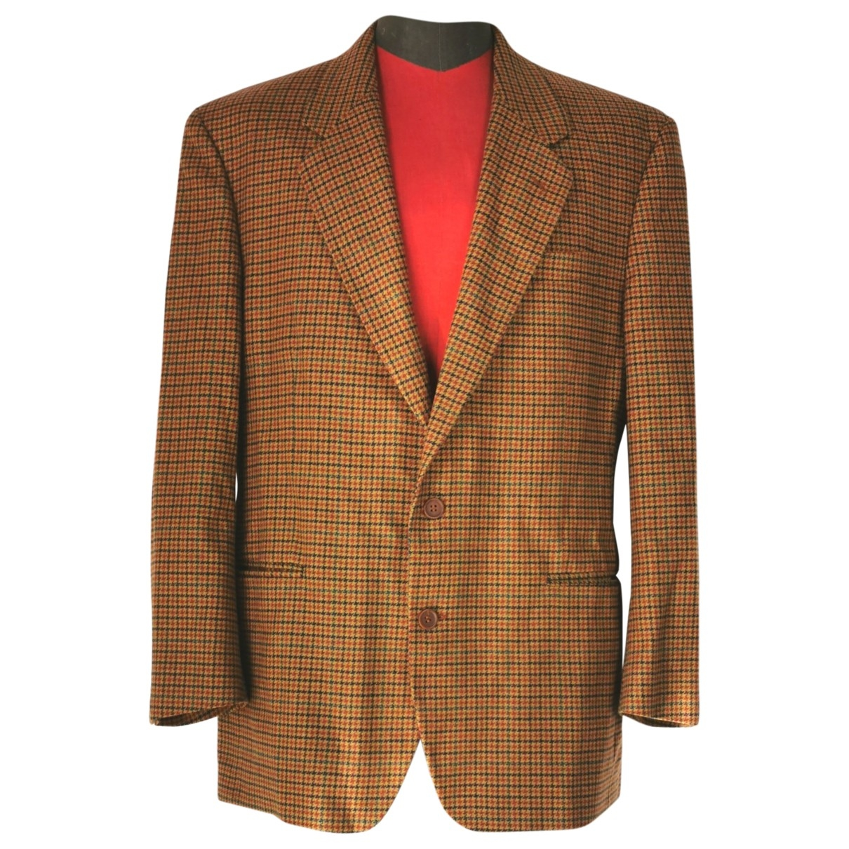 Cacharel \N Multicolour Wool jacket  for Men 54 IT