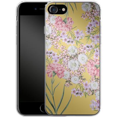 Apple iPhone 8 Silikon Handyhuelle - Natural Beauty von Zala Farah