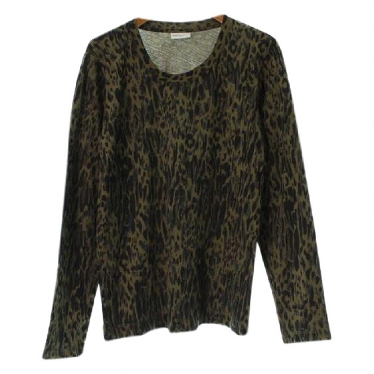 Dries Van Noten \N Khaki Cotton  top for Women S International