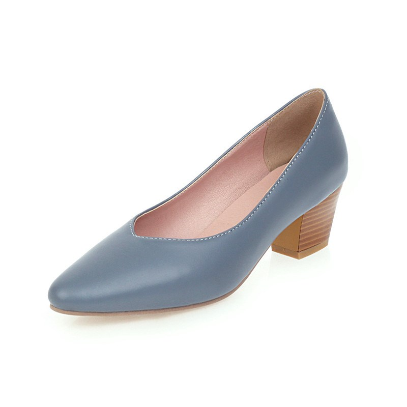 Ericdress Pointed Toe Slip-On Thread Casual Thin Womens Shoes