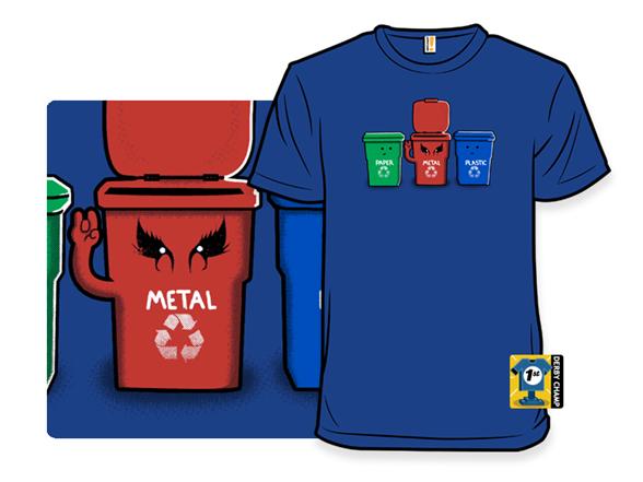 Metal T Shirt