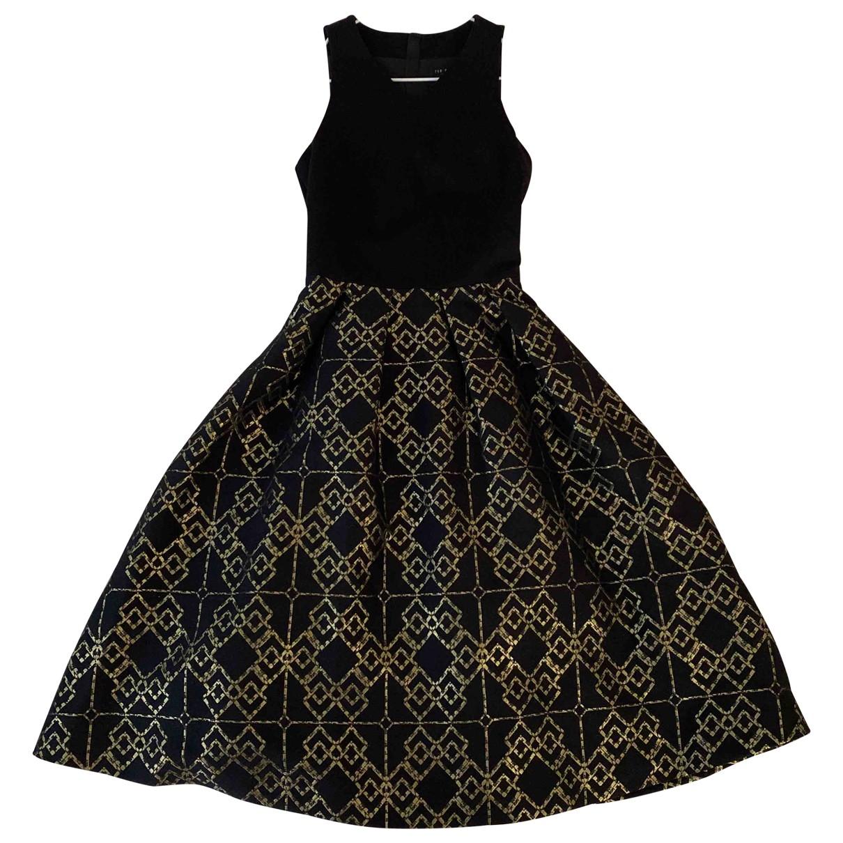 Ted Baker \N Black dress for Women 0 0-5