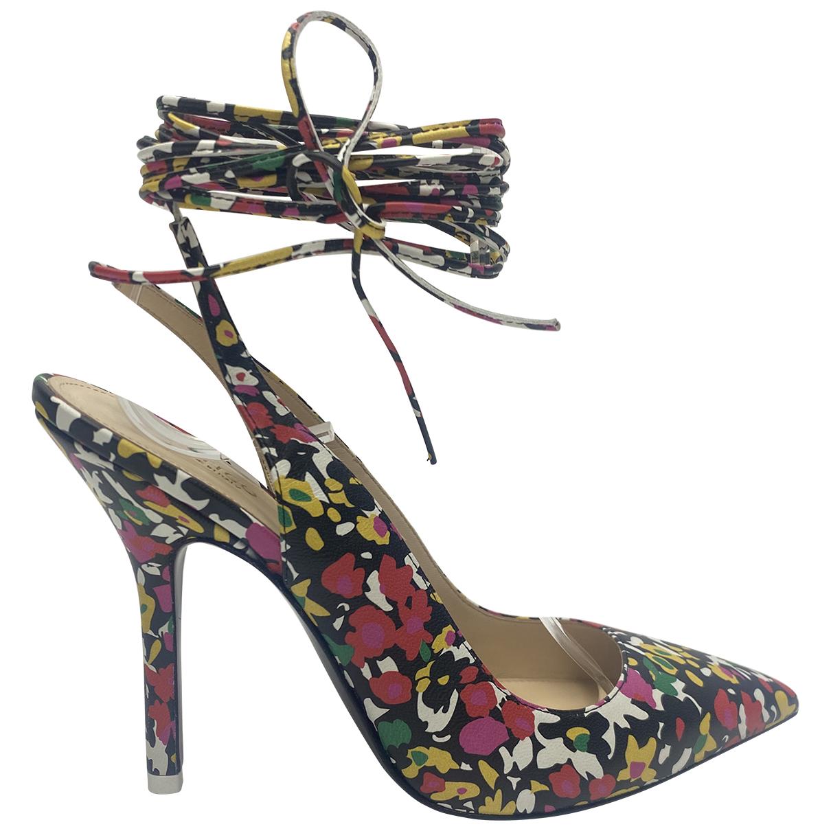 Attico \N Multicolour Leather Heels for Women 38 IT