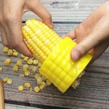 Herramienta para pelar maiz