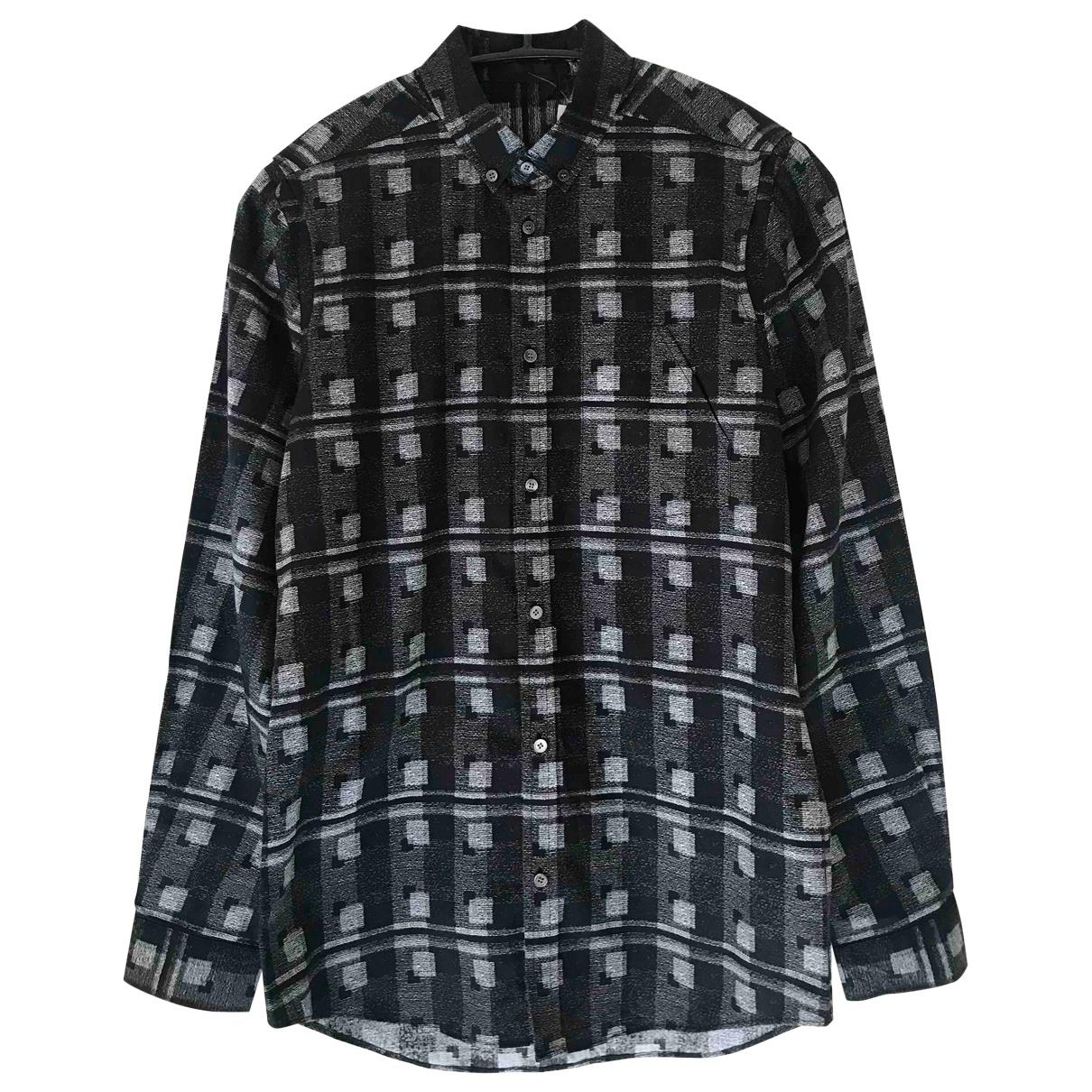Alexander Wang - Chemises   pour homme en coton - gris