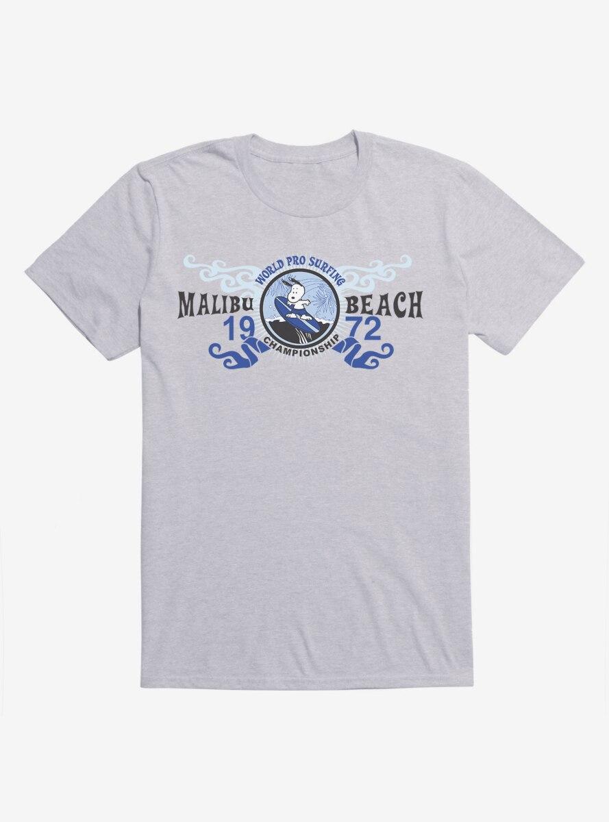 Peanuts Malibu Beach T-Shirt