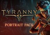 Tyranny - Portrait Pack DLC Steam CD Key