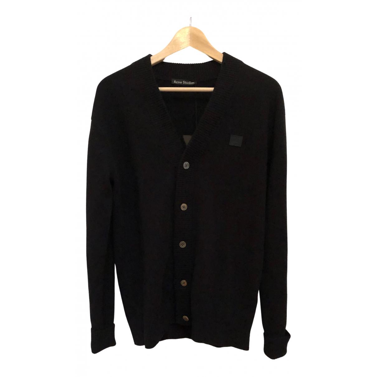 Acne Studios \N Black Wool Knitwear for Women XS International